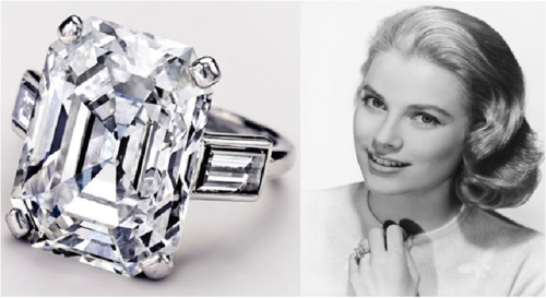 Engagement Rings Grace Kelly