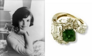 Engagement Rings Jackie Kennedy