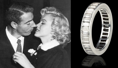 Engagement Rings Marilyn Monroe