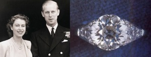Engagement Rings Queen Elizabeth II