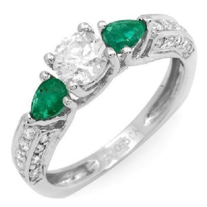 Engagement Ring Trends 2016 Colourful Accent Stones
