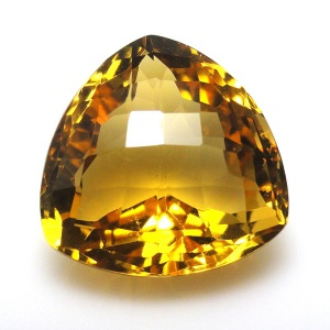 Gem Meaning in Engagement Rings - Citrine