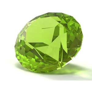 Gem Meaning in Engagement Rings - Peridot