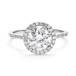 Round Cut Engagement Rings 2