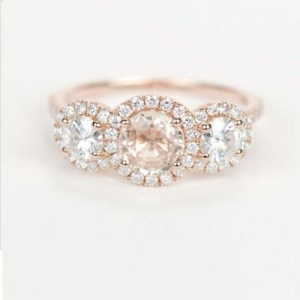 Round Cut Engagement Rings 3