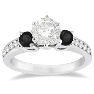 Three Stone Engagement Ring 5