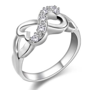 Heart Shaped Engagement Ring 6