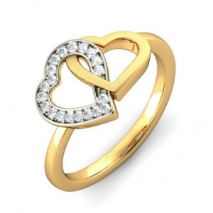 Heart Shaped Engagement Ring 8