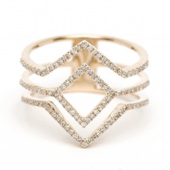 geometric-engagement-rings-pave