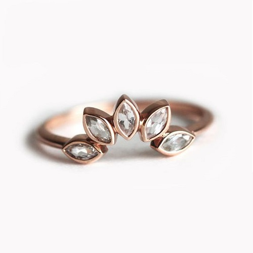 Dreamy Marquise Engagement Rings to Inspire - Crown