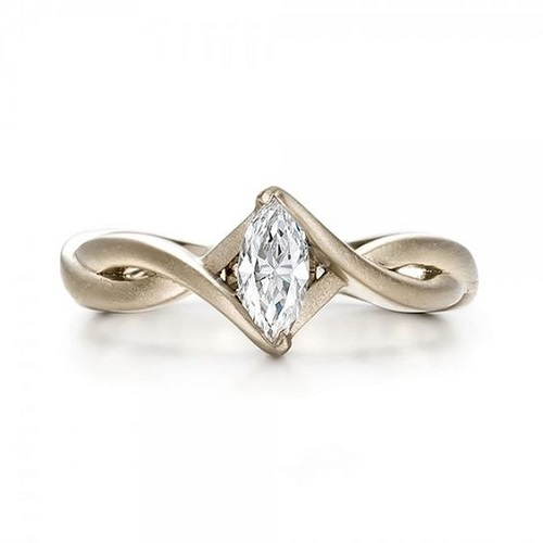 Dreamy Marquise Engagement Rings to Inspire - Twisted