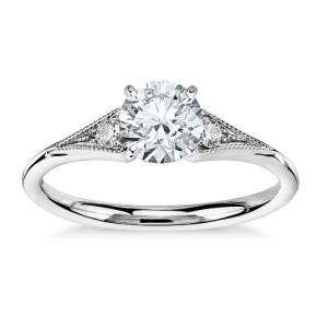 Vintage Style Engagement Rings | Cape Diamonds Blog