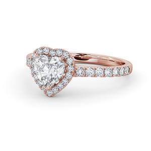 8 Engagement Rings for the Romantic at Heart - Halo Heart