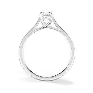 8 Engagement Rings for the Romantic at Heart - Hidden Heart