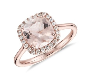 8 Engagement Rings for the Romantic at Heart - Pretty in Pink