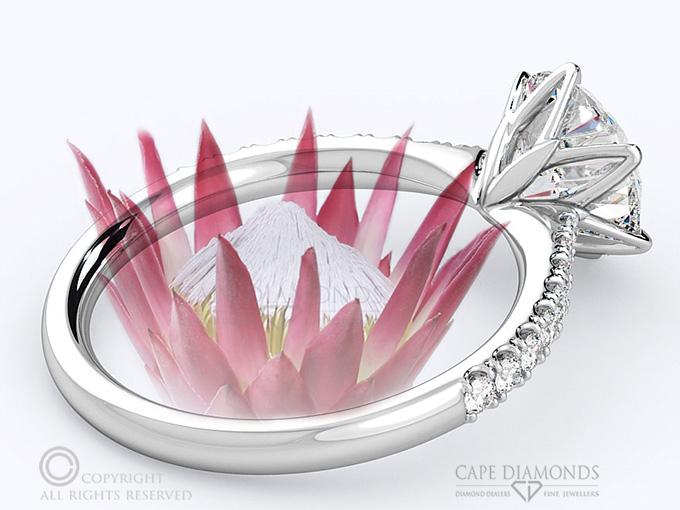 Fynbos Engagement Ring