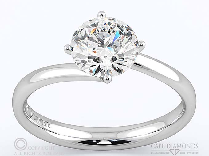 Diamond Solitaire Rings Used