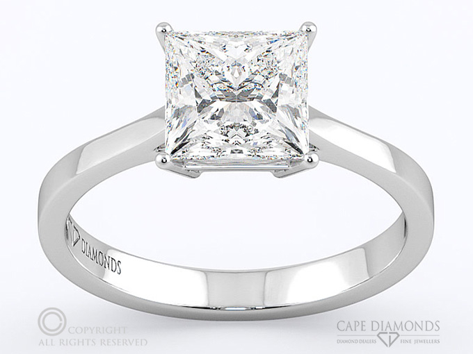 Solitaire Engagement Amp Wedding Ring Collection Cape Diamonds